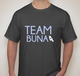 Team Buna Shirt Booster