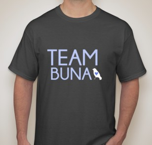 Team Buna Shirt Booster