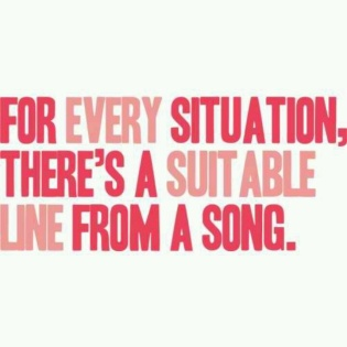 for every suitable song