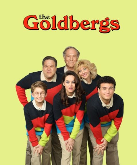 The Goldbergs Reviews By Bethany