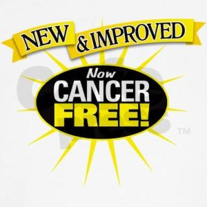 cancer free