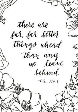 far better things ahead cs lews