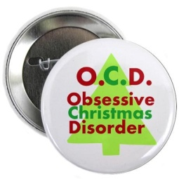 OCD Christmas Disorder