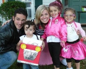 Danny (Daddy), Sandy (Mommy), Frenchie (Sidekick), PattySimcox (Sunshine), Kanicky &Greased Lightnin (The Dude)