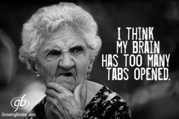 old lady too many tabs