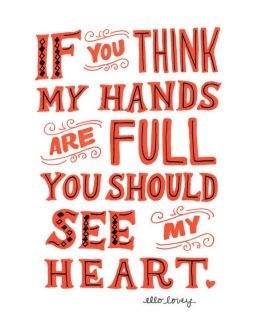 you should see my heart