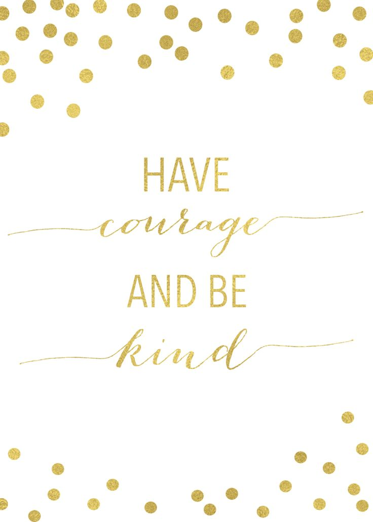 graphic about Have Courage and Be Kind Printable named Contain Braveness And Be Style: A Letter in direction of My Minor Types Staff Buna