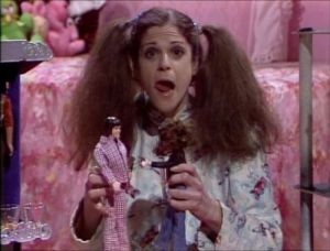 Gilda Radner as Judy Miller
