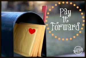 pay it forward mailbox