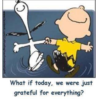 snoopy grateful