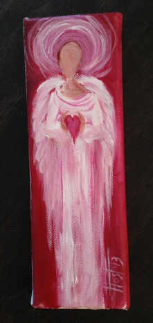 BREAST CANCER ANGEL