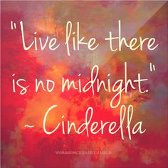 live like there is no midnight