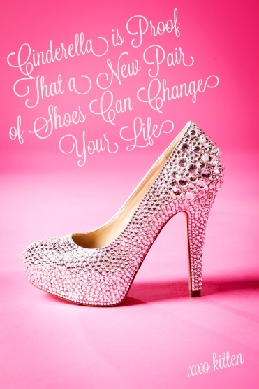 proof that shoes can change your life