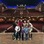 Saenger Stage with Pumba (Ben)