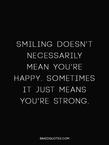 A Smile Is Worth A Billion Words